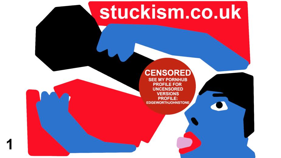 stuckism.co.uk_1 by Edgeworth Johnstone – Stuckism as Porn GIMP series. #stuckism #stuckistart
