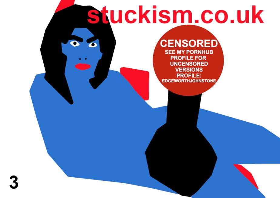 stuckism.co.uk_3 by Edgeworth Johnstone – Stuckism as Porn GIMP series. #stuckism